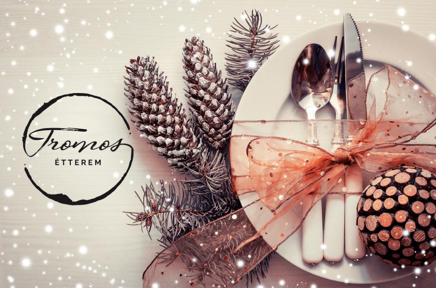 Karácsonyi Gourme vacsora