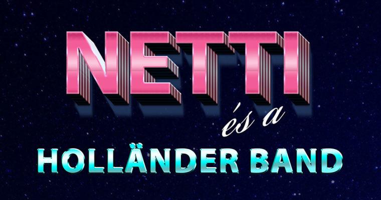 Netti és a Holländer Band decemberben