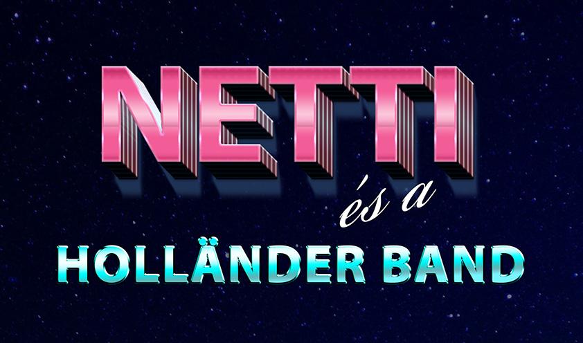 Netti és a Holländer Band novemberben
